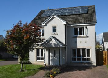 Thumbnail 4 bed detached house for sale in Drover Place, Larbert, Falkirk
