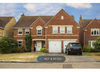 Thumbnail 6 bed detached house to rent in Holder Close, Shinfield, Reading