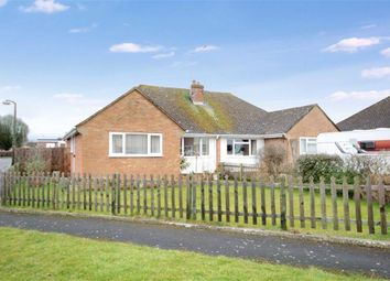 Thumbnail 3 bed semi-detached bungalow for sale in Ashen Copse Road, Wroughton, Swindon