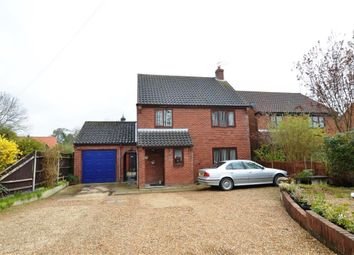 Thumbnail 3 bedroom detached house for sale in The Street, Honing, North Walsham