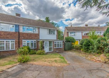 Thumbnail 3 bed semi-detached house for sale in High Oaks, The Ridgeway, Enfield