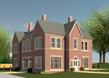 Thumbnail 6 bed detached house for sale in Springhead Park House, Park Lane, Rothwell, Leeds