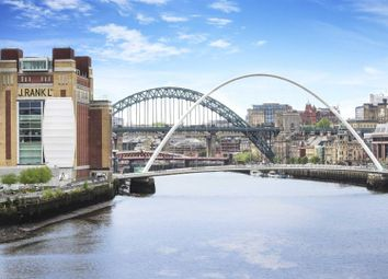 Thumbnail 3 bed flat for sale in Mariners Wharf, Quayside, Newcastle Upon Tyne