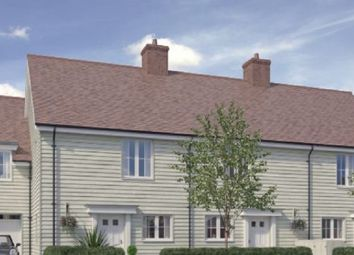 Thumbnail 3 bedroom terraced house for sale in Beaulieu Heath, Centenary Way, Off White Hart Lane, Chelmsford, Essex