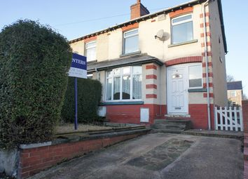 Thumbnail 3 bed semi-detached house to rent in Sitwell Avenue, Stocksbridge, Sheffield