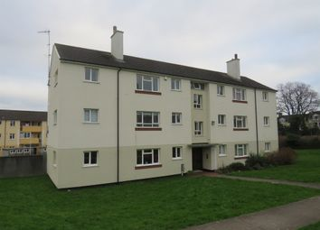 Thumbnail 2 bed flat for sale in Wingfield Road, Stoke, Plymouth