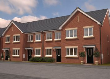 3 bed terraced house for sale in The Lyndhurst Deluxe, Lumley Fields PE25