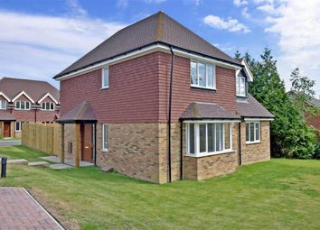 Thumbnail 4 bed detached house for sale in London Road, Swan Corner, Ashington, West Sussex