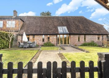 Thumbnail 3 bed barn conversion for sale in Winchester Road, Waltham Chase, Southampton