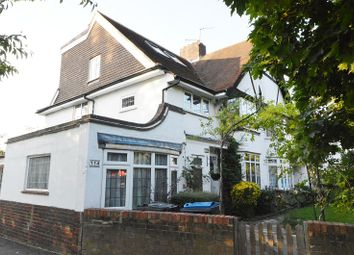 Thumbnail 5 bed semi-detached house for sale in Leatherhead Road, Chessington, Surrey.