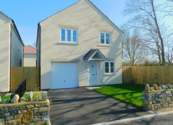 Thumbnail 4 bedroom detached house for sale in Meare, Glastonbury, Somerset