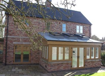 Thumbnail 4 bed detached house for sale in Luke Lane, Brailsford, Ashbourne, Derbyshire