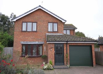 Thumbnail 4 bed detached house for sale in Donnington Drive, Mudeford, Christchurch, Dorset