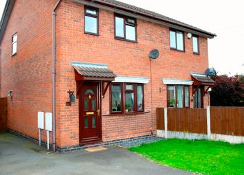Thumbnail 2 bed semi-detached house to rent in Barnmeadow Road, Newport