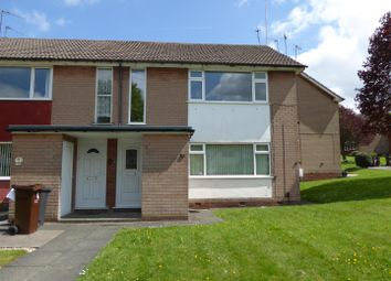 Thumbnail 1 bed flat for sale in Dovedale Road, Ettingshall Park, Wolverhampton