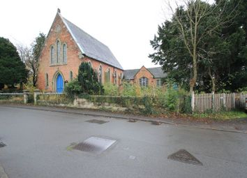 Thumbnail Land for sale in The United Reform Church, Mill Street, Whitchurch