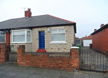 Thumbnail 2 bedroom bungalow for sale in Debdon Gardens, Newcastle Upon Tyne