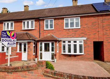 Thumbnail 3 bed terraced house for sale in North Close, Chigwell, Essex