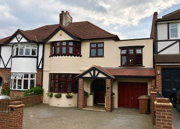 Thumbnail 4 bed semi-detached house for sale in Bladindon Drive, Bexley