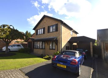 Thumbnail 4 bed detached house for sale in Cleevelands Drive, Cheltenham, Gloucestershire
