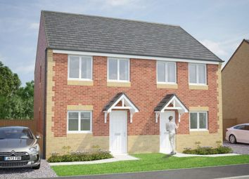 Thumbnail 3 bed semi-detached house for sale in Institute Road, Ashington