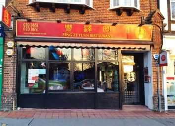 Thumbnail Restaurant/cafe for sale in 39 Limpsfield Road, South Croydon