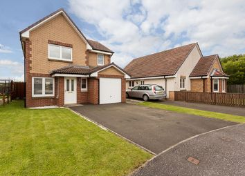 Thumbnail 3 bed detached house for sale in Bowhill View, Cardenden, Lochgelly