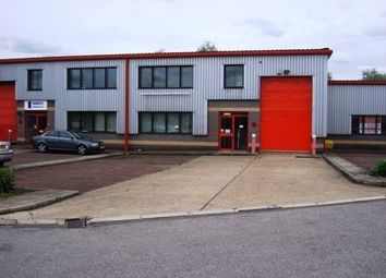 Thumbnail Light industrial to let in 645 River Gardens Business Centre, Spur Road, North Feltham Trading Estate, Feltham, Middlesex