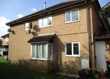 Thumbnail 2 bed property to rent in Odell Close, Kempston, Bedford