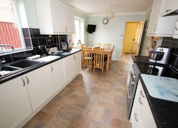 Thumbnail 4 bedroom detached house for sale in Styles Close, Bradwell, Great Yarmouth