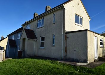 Thumbnail 3 bed semi-detached house for sale in Penforth, Camborne