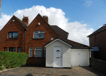 Thumbnail 3 bed semi-detached house to rent in Cossington Road, Knowle, Bristol