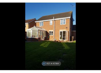 Thumbnail 3 bed detached house to rent in Cornwall Drive, Stafford