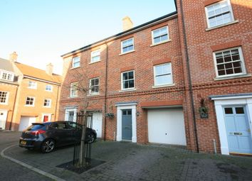 Thumbnail 4 bedroom town house to rent in Kilderkin Way, Norwich