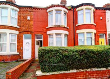Thumbnail 3 bed terraced house for sale in Suburban Road, Anfield, Liverpool