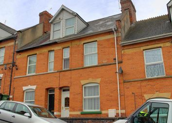 Thumbnail 4 bedroom terraced house for sale in Bicton Street, Barnstaple