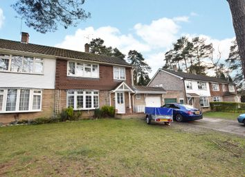 Thumbnail 3 bed semi-detached house to rent in Abbey Close, Bracknell, Berkshire