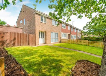 Thumbnail 4 bed end terrace house for sale in Llwyn Castan, Pentwyn, Cardiff