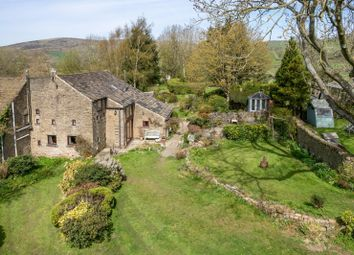 Thumbnail 3 bed barn conversion for sale in The Wash, Chapel-En-Le-Frith, High Peak
