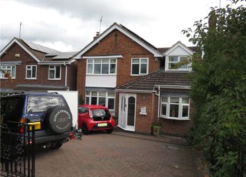 Thumbnail 5 bed detached house for sale in Oakover Drive, Allestree, Derby