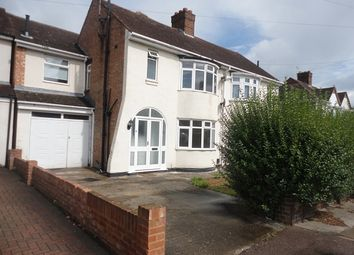 Thumbnail 4 bed semi-detached house to rent in Brackley Road, Elstow, Bedford