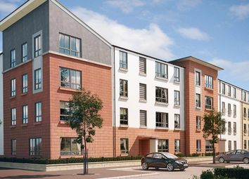 "Thumbnail 2 bed flat for sale in ""The Lawrie II (Gf)"" at Toryglen Street, Glasgow"