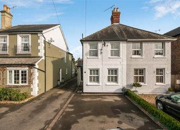 Thumbnail 3 bed semi-detached house for sale in Albert Road, Horley, Surrey
