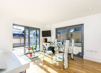 Thumbnail 3 bed flat for sale in West Carriage House, Woolwich