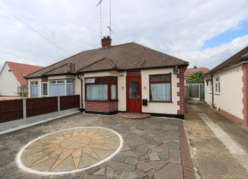 Thumbnail 2 bedroom semi-detached bungalow for sale in Thornford Gardens, Southend-On-Sea