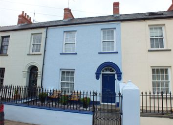 Thumbnail 2 bed terraced house for sale in Charles Street, Milford Haven, Pembrokeshire
