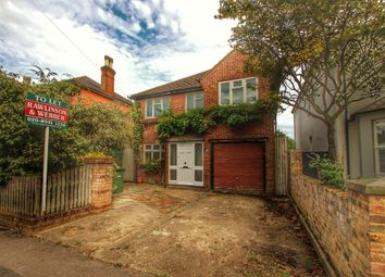 Thumbnail 4 bed detached house to rent in Kent Road, East Molesey