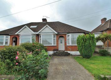 Thumbnail 3 bed semi-detached bungalow for sale in Brooklands Road, Bedhampton, Havant
