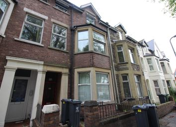 Thumbnail 2 bed terraced house to rent in Llanbleddian Gardens, Cathays, Cardiff