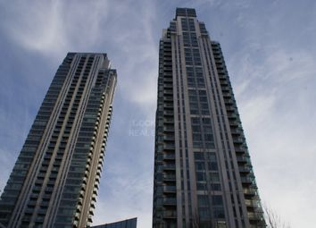 Thumbnail 2 bed flat to rent in East Tower Pan Peninsula, Millharbour, Docklands